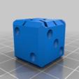 Télécharger fichier STL gratuit Necron dice warhammer 40k • Objet pour imprimante 3D, Sofedar