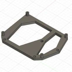 Mosfet Halter.png Télécharger fichier STL gratuit Ender 3 Pro Mosfet Holder • Objet imprimable en 3D, Vical