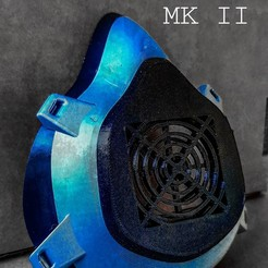 Descargar archivo 3D gratis COVID-19 Máscara/Respirador, Locofrodo