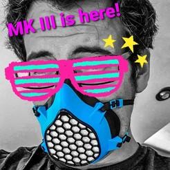 20200329_150241.jpg Download free STL file COVID-19 Mask/Respirator • 3D printer design, Locofrodo