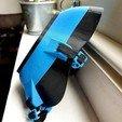 Télécharger objet 3D gratuit Masque / Respirateur COVID-19, Locofrodo