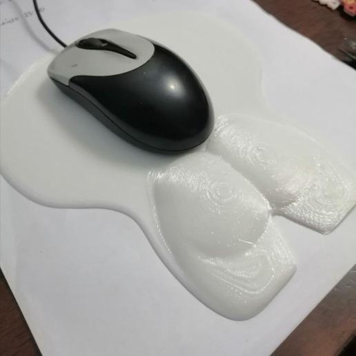 Download free 3D model MousePad, angelriv88