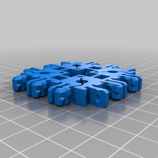 f57b9e0a15751d5c2a0693ef6e3654f1.png Download free STL file BuckleBoards, Open Source Building Block for Prototyping and Model Making • Template to 3D print, tonyyoungblood
