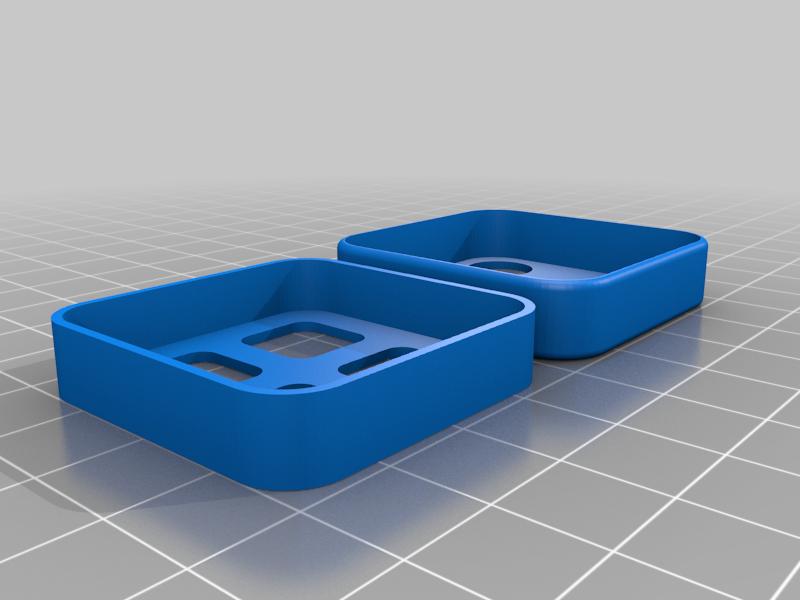 TileMate2018.png Download free STL file Tile Mate Case (Fits Current Models 2018 and Forward) Anti-Pocker Presser • 3D print object, tonyyoungblood
