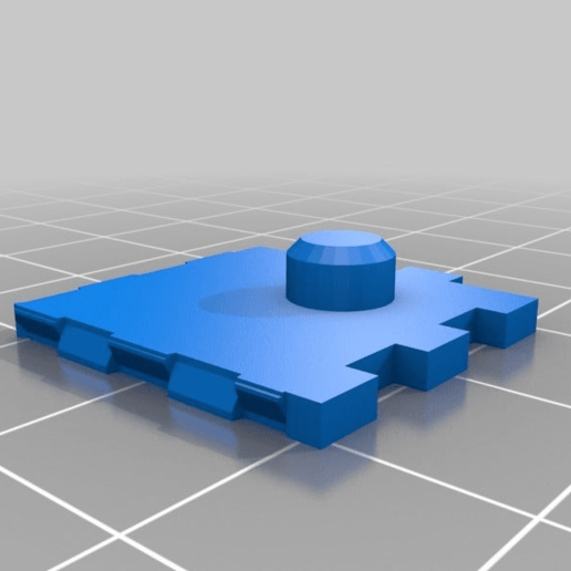 2de02f91d53253c9afcede34449002a5.png Download free STL file BuckleTiles Master Set, for use with BuckleBoards, the Open Source Building Block • Design to 3D print, tonyyoungblood