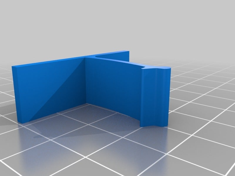 SNESConnectorHook.png Download free STL file Modular SNES Game Wall Hangers (Super Nintendo) UPDATED 2015-08-24 • 3D printing object, tonyyoungblood