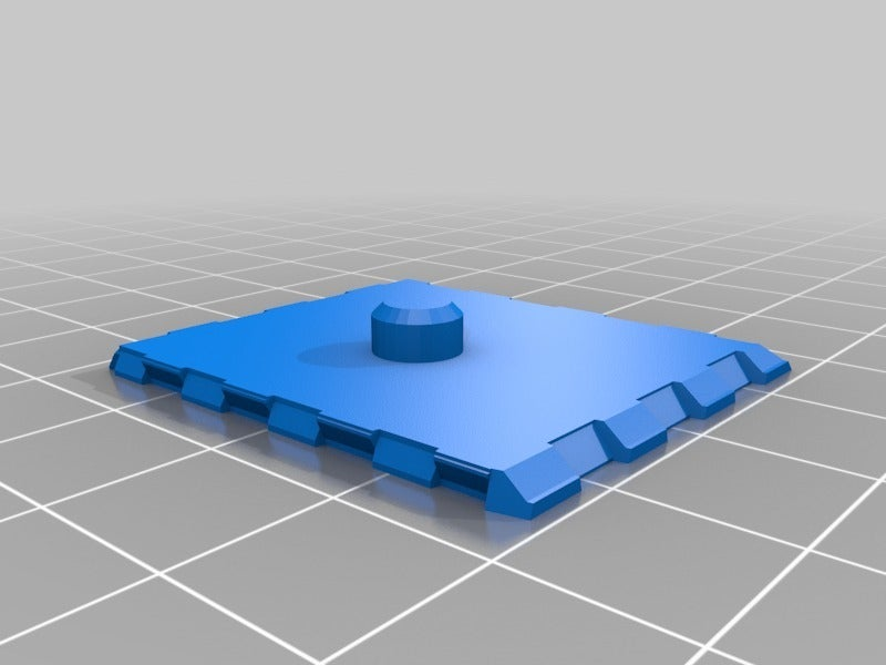 6064183cf8047ce9e1a10783f4d40206.png Download free STL file BuckleTiles Master Set, for use with BuckleBoards, the Open Source Building Block • Design to 3D print, tonyyoungblood