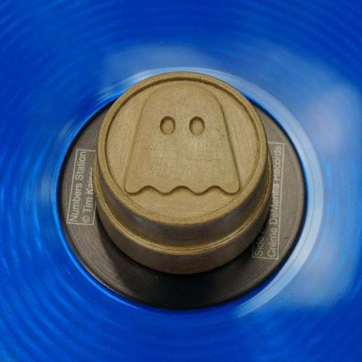DSC01878.JPG Download free STL file Buck Thirty LP Record Stabilizer / Weight #GhostlyVinyl UPDATED 2014-11-23 • Template to 3D print, tonyyoungblood
