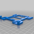 SNESHanger.png Download free STL file Modular SNES Game Wall Hangers (Super Nintendo) UPDATED 2015-08-24 • 3D printing object, tonyyoungblood