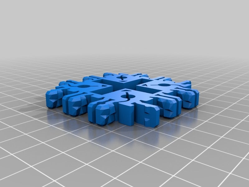 3a188501bde0991fcab1aca5c608b482.png Download free STL file BuckleBoards, Open Source Building Block for Prototyping and Model Making • Template to 3D print, tonyyoungblood