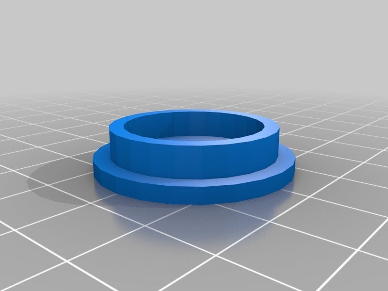 Cap.png Download free STL file Reconfigurable 22.5 & 45 Degree 3-Way Elbows, 1/2 Inch PVC Pipe Fitting Series #HalfInchPVCFittings UPDATE 2015-07-03 • 3D printer design, tonyyoungblood