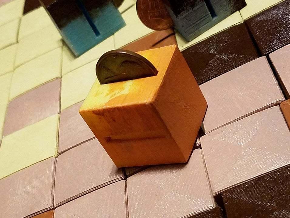 20180831_202945.jpg Download free STL file 3D Penny-Powered Pixel Art Blocks - Video Game Art • Model to 3D print, tonyyoungblood