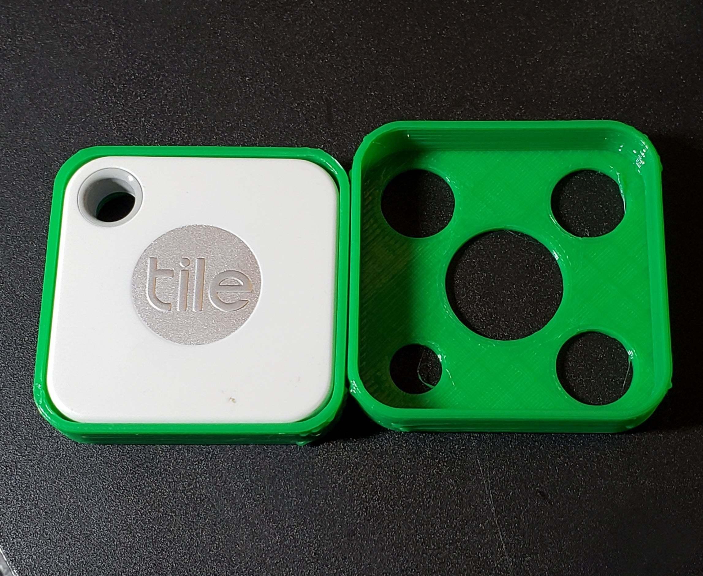 TileMate2018_2.jpg Download free STL file Tile Mate Case (Fits Current Models 2018 and Forward) Anti-Pocker Presser • 3D print object, tonyyoungblood