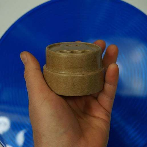 DSC01882.JPG Download free STL file Buck Thirty LP Record Stabilizer / Weight #GhostlyVinyl UPDATED 2014-11-23 • Template to 3D print, tonyyoungblood