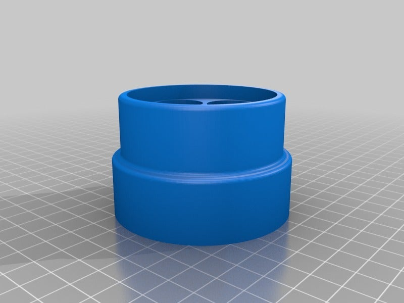 GhostlyRecordWeight.png Download free STL file Buck Thirty LP Record Stabilizer / Weight #GhostlyVinyl UPDATED 2014-11-23 • Template to 3D print, tonyyoungblood