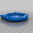 HighTideDrain.png Télécharger fichier STL gratuit Plaque de vidange de baignoire à marée haute - Nouveau design ! • Objet imprimable en 3D, tonyyoungblood