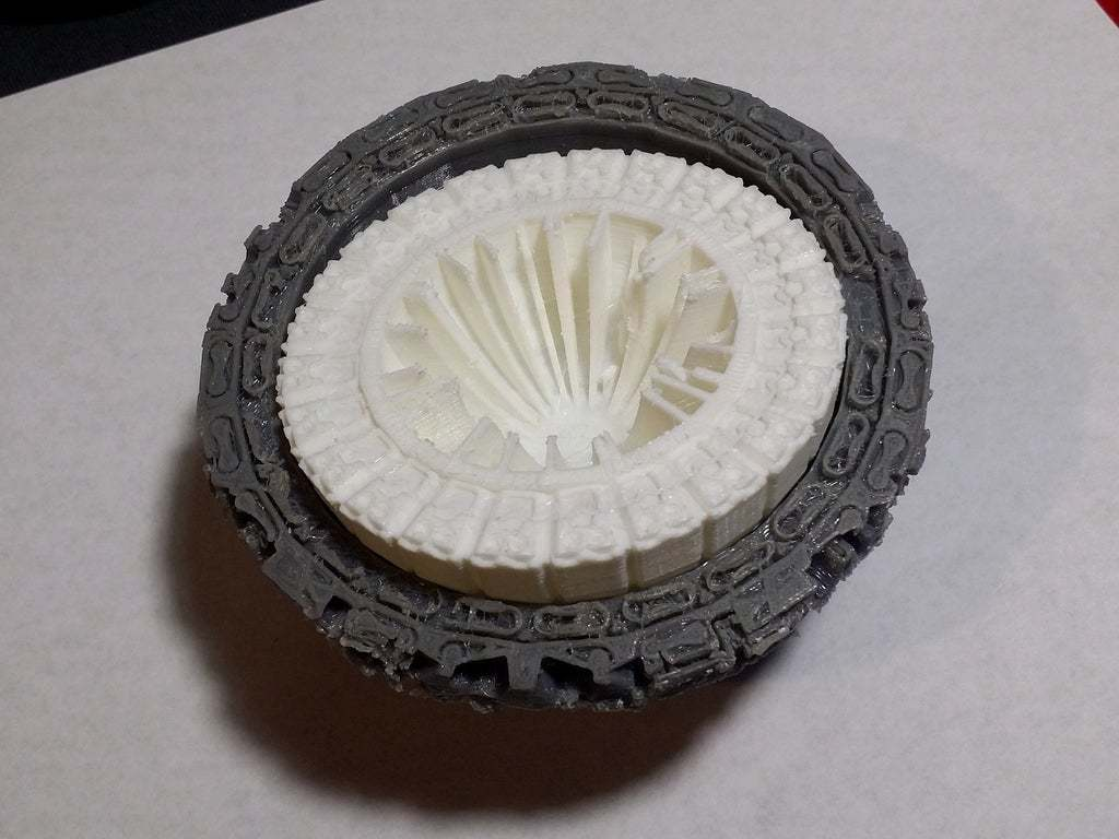 20140831_044406.jpg Download free STL file Guardians of the Galaxy Infinity Orb / Stone / Gem UPDATED 2014-11-13 • 3D printer model, tonyyoungblood