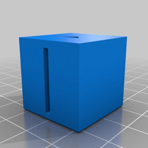 6124d0a4690f3298391e63410d0b34a6.png Download free STL file 3D Penny-Powered Pixel Art Blocks - Video Game Art • Model to 3D print, tonyyoungblood