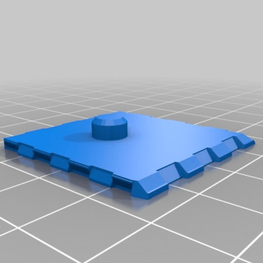 27cc97313e3beb17d50411fd5a307943.png Download free STL file BuckleTiles Master Set, for use with BuckleBoards, the Open Source Building Block • Design to 3D print, tonyyoungblood
