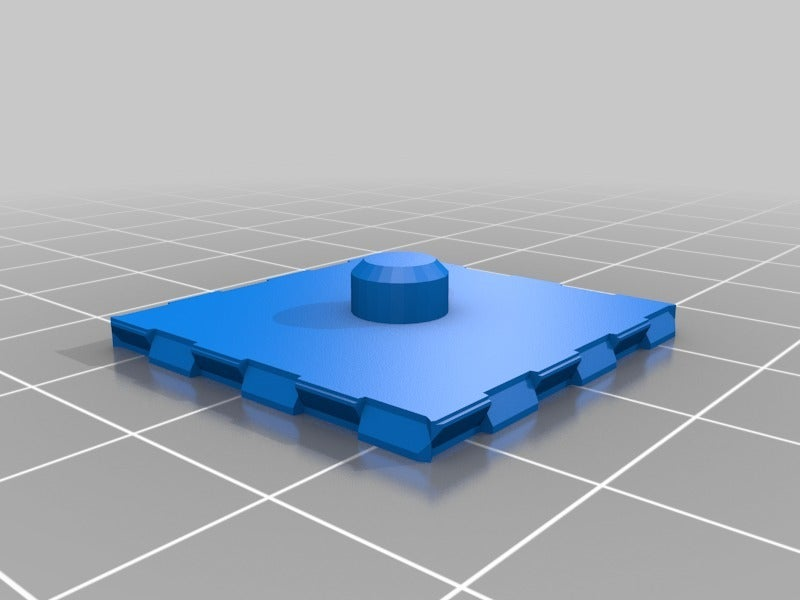 5d57de747701bafc727f63224a638ac2.png Download free STL file BuckleTiles Master Set, for use with BuckleBoards, the Open Source Building Block • Design to 3D print, tonyyoungblood
