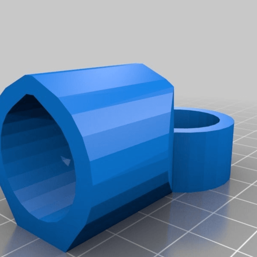AdjustableElbowBase.png Download free STL file Adjustable Angle 3-Way Elbow, 1/2 Inch PVC Pipe Fitting Series #HalfInchPVCFittings UPDATE 2015-07-03 • 3D printing design, tonyyoungblood