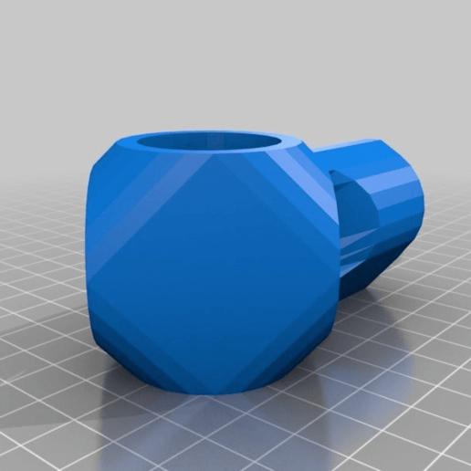 3Way45.png Download free STL file Reconfigurable 22.5 & 45 Degree 3-Way Elbows, 1/2 Inch PVC Pipe Fitting Series #HalfInchPVCFittings UPDATE 2015-07-03 • 3D printer design, tonyyoungblood