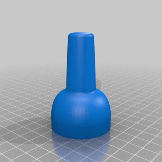 WheelchairJoystick.png Download free STL file Extended Wheelchair Joystick Handle for Quantum 6000z Power Chair • 3D print object, tonyyoungblood