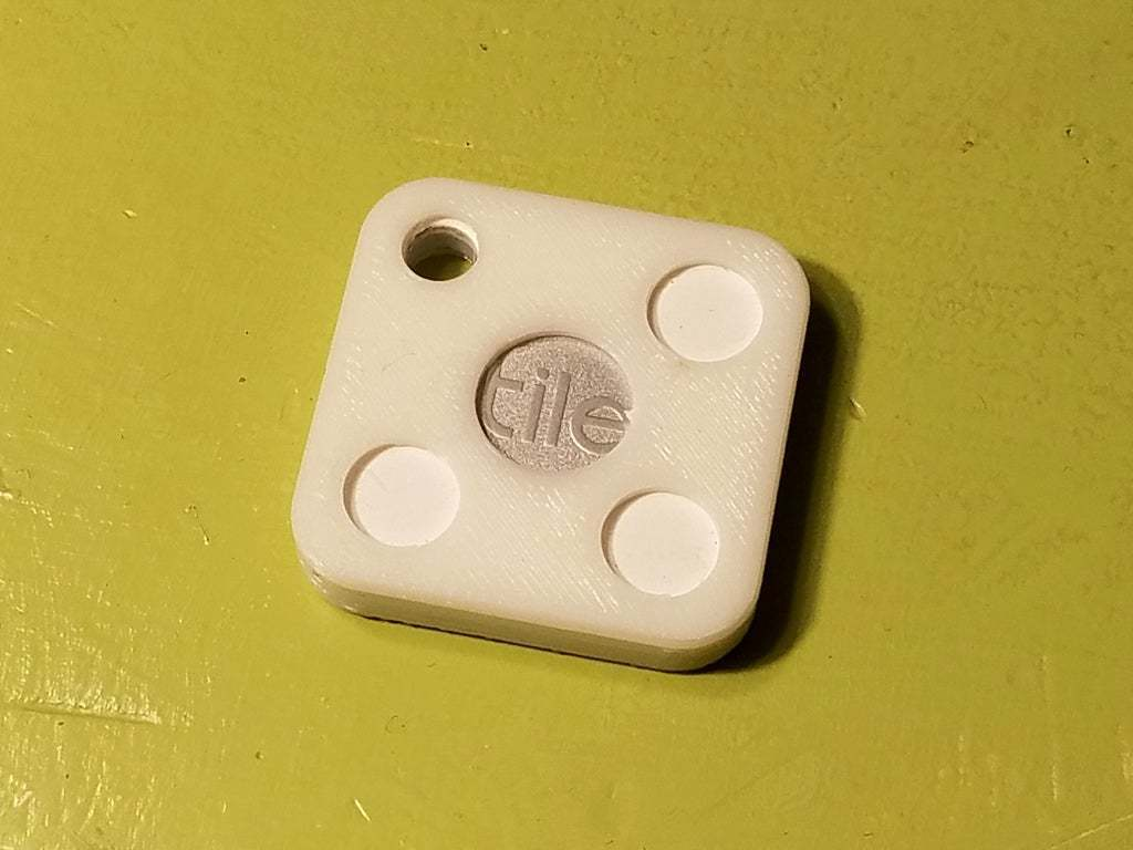 20171015_211834.jpg Download free STL file Tile Mate Bluetooth Tracker - Protective Case and Anti-Pocket-Presser • Model to 3D print, tonyyoungblood