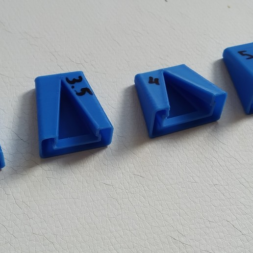 IMG_20200322_140656.jpg Download free STL file 3cm / 3.5cm / 4cm / 5cm Simple Bias Tape Maker, zakladac pasku • 3D printable template, ongaroo
