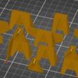 Zakladac-BiasTapeMaker_video_by_Jindrich_Kucera.png Download free STL file 3cm / 3.5cm / 4cm / 5cm Simple Bias Tape Maker, zakladac pasku • 3D printable template, ongaroo