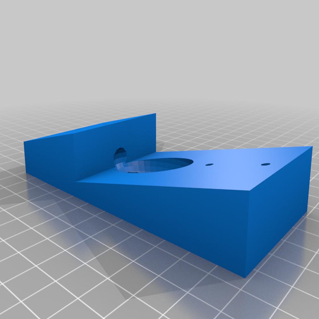Nest_Hello_triple_lap_siding_mount_v2.png Télécharger fichier STL gratuit Support de bardage triple tour Nest Hello • Design pour impression 3D, tanker405th