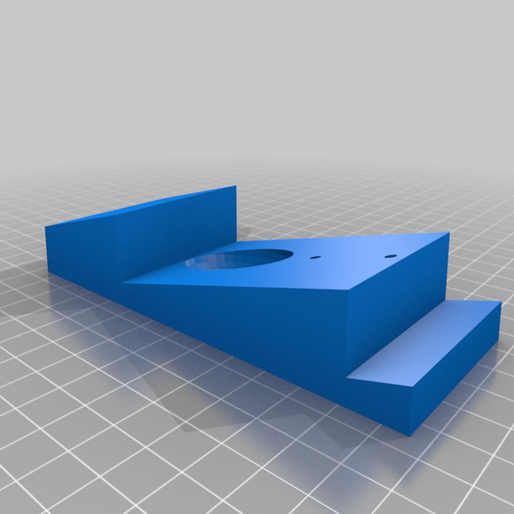 Nest_Hello_triple_lap_siding_mount.png Télécharger fichier STL gratuit Support de bardage triple tour Nest Hello • Design pour impression 3D, tanker405th