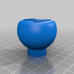 Download free 3D printing files Dorr knob IKEA PLATSA, Daggr