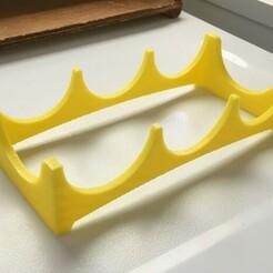 Piece 1.JPG Download free STL file 25cl and 33cl bottle holder • 3D printing model, dbz_971