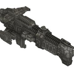 Descargar archivo 3D gratis Crucero Mechanicus, Italianmoose