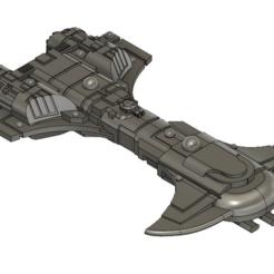 Descargar modelos 3D gratis Escolta Tau 5, Italianmoose