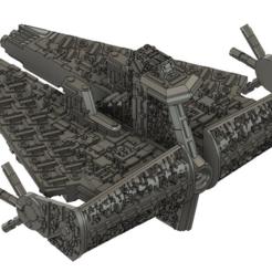 Descargar Modelos 3D para imprimir gratis Acorazado Demiurgo, Italianmoose