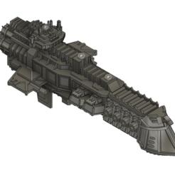Descargar archivos STL gratis Crucero Imperial, Italianmoose