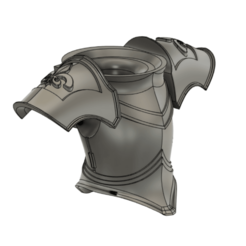 Screenshot_2020-11-29_141546.png Download free STL file Sci-fi plate armour torso • 3D printable object, Italianmoose