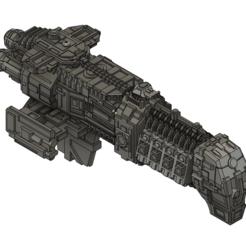 Descargar archivos 3D gratis Cruceros ligeros Mechanicus, Italianmoose