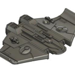Descargar Modelos 3D para imprimir gratis Escolta Tau 1, Italianmoose