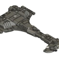 Descargar modelo 3D gratis Escolta Tau 3, Italianmoose