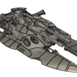 Scorpion_cap_a.png Download free STL file Eldar Super-Heavy Tank 1 • 3D printing template, Italianmoose