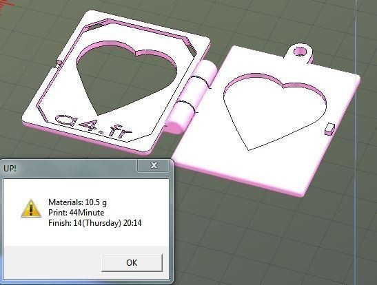 carte_de_voeux_st_valentin.JPG Download free STL file Carte St Valentin • 3D printer template, Etienne