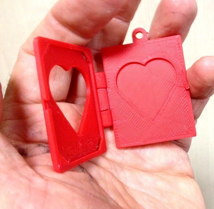IMG_3589.JPG Download free STL file Carte St Valentin • 3D printer template, Etienne