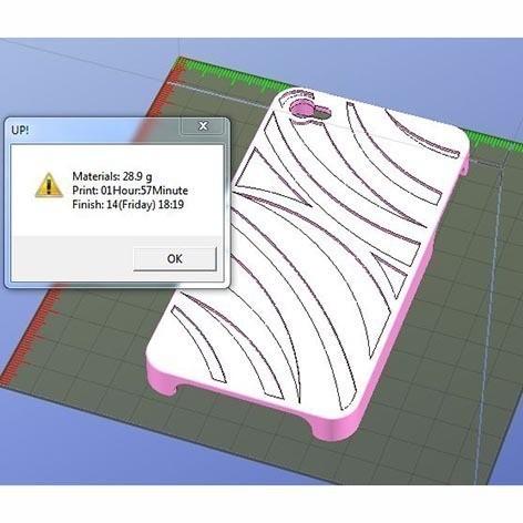 """coque_portable_base_IPHONE_5___strillure_pierre.JPG Télécharger fichier STL gratuit Coque Iphone5 """"eau"""" • Design pour impression 3D, Etienne"""