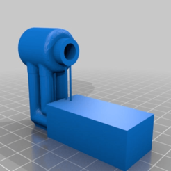Download free STL file 810  Drip Tip Expansion Chamber • 3D printing template, jameshughes42