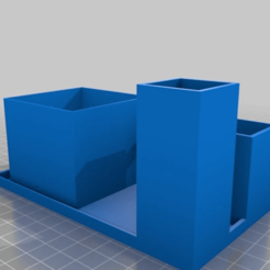 Download free STL file Triple Flower Pot • 3D printable object, jameshughes42