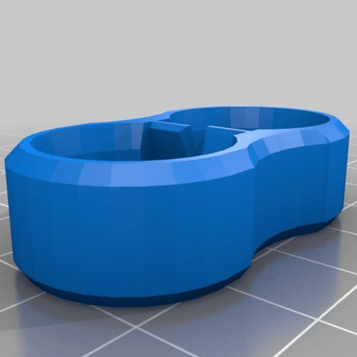 Download free STL file 18650 Cap Single • 3D print template, jameshughes42