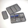 Curves 1.png Télécharger fichier STL gratuit Parametric Stackable Boxes with Grasshopper télécharger gratuitement le paramètre • Modèle imprimable en 3D, Othmane
